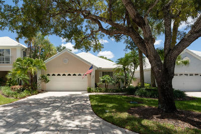 Palm Beach Gardens Single Family Home For Sale: 29 Wyndham Lane
