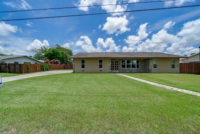 Davie Single Family Home For Sale: 4310 SW 73rd Terrace