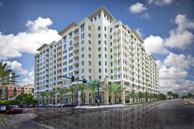 City Palms, City Palms Condo, City Palms Condominium, City Palms At City Place, City Palms Condo At City Place, City Palms Condominiums Rental For Rent: 480 Hibiscus Street #712