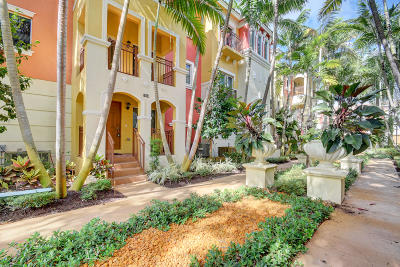 Boynton Beach Townhouse For Sale: 1904 Coastal Bay Boulevard
