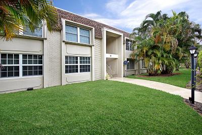 Palm Beach Gardens Rental For Rent: 11518 Landing Place #B4