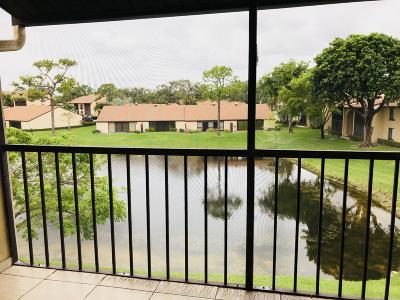 West Palm Beach Rental For Rent: 608 Sea Pine Way #F3