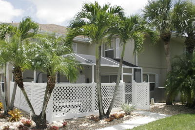 Martin County Condo For Sale: 3345 SW Sunset Trace Circle