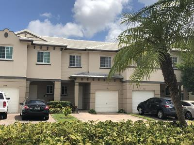 West Palm Beach Rental For Rent: 1982 Marsh Harbor Drive