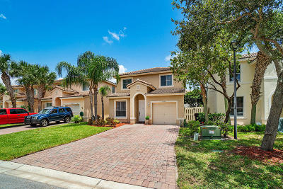 West Palm Beach Single Family Home For Sale: 4155 Meade Way