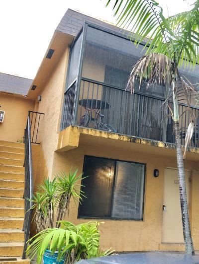 Pompano Beach Condo For Sale: 1065 S Flagler Avenue #706