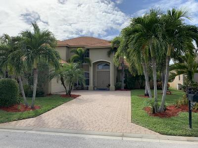 Port Saint Lucie Single Family Home For Sale: 406 NW Canterbury Court