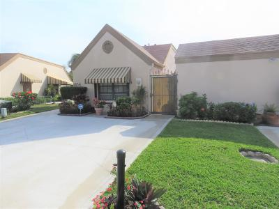 Palm Beach Gardens Rental For Rent: 11154 Curry Drive