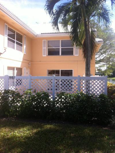 West Palm Beach Rental For Rent: 1932 Hartford Court