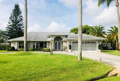 Port Saint Lucie Single Family Home Contingent: 1598 SE Chiffon Avenue SE