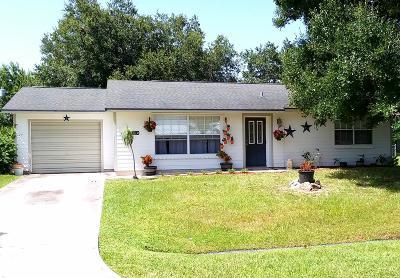 Port Saint Lucie Single Family Home For Sale: 2383 SE Harrington Avenue