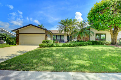 Boca Raton Single Family Home For Sale: 2601 NW 31st Street