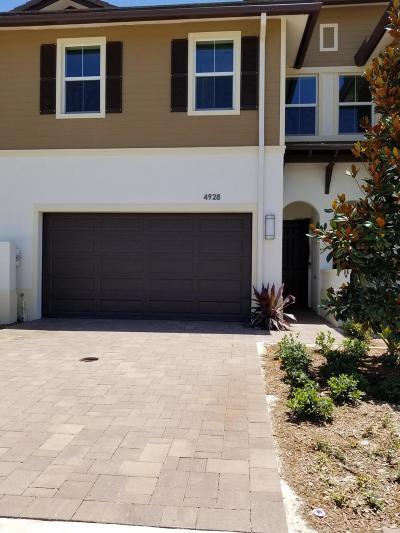 Palm Beach Gardens Rental For Rent: 4928 Pga Boulevard #22