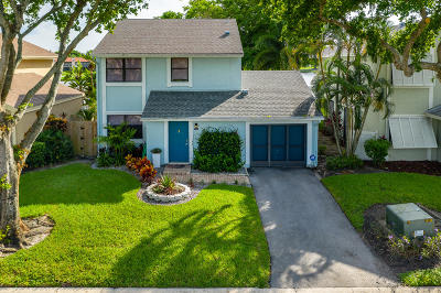Boynton Beach Single Family Home For Sale: 5693 Northpointe Lane