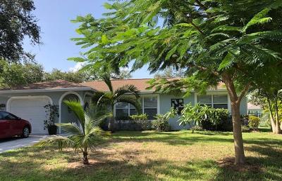 Port Saint Lucie Single Family Home For Sale: 1997 SW Golden Avenue