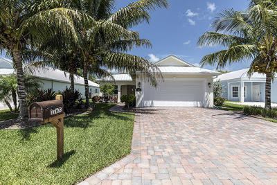 Jupiter FL Single Family Home For Sale: $499,900