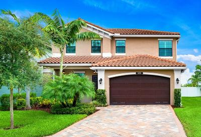 Delray Beach Single Family Home For Sale: 8099 Fire Opal Lane