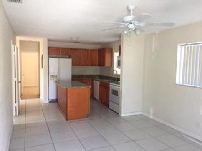 Pompano Beach FL Rental For Rent: $1,700