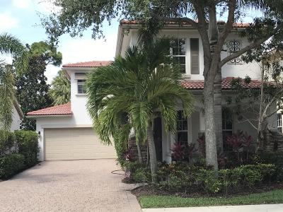 Palm Beach Gardens Single Family Home For Sale: 727 Duchess Court