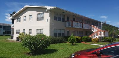 West Palm Beach Condo For Sale: 151 Sussex H #151