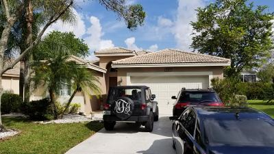 Coconut Creek Single Family Home For Sale: 5315 Flamingo Court