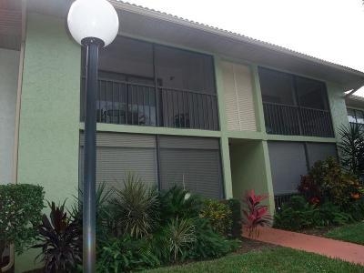 Boynton Beach Rental For Rent: 9935 Pineapple Tree Drive #202