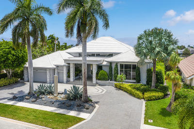 Boca Raton Single Family Home For Sale: 4539 Bocaire Boulevard