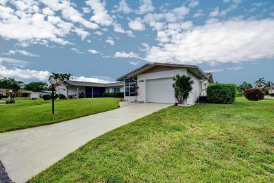 Delray Beach Rental For Rent: 13532 E Whippet Way E