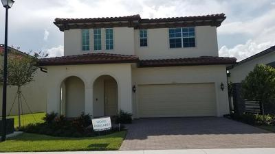 Lake Worth Single Family Home For Sale: 4811 Saddle Ranch Road #0210