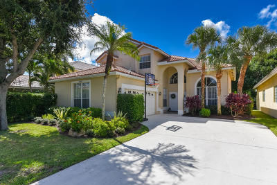 Boca Raton FL Single Family Home For Sale: $425,000
