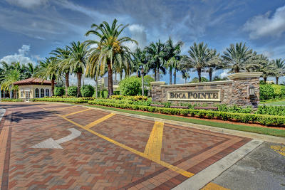 Boca Raton Condo For Sale: 7153 Promenade Drive #301 D