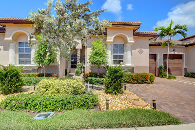 Delray Beach Single Family Home Contingent: 14996 Via Porta