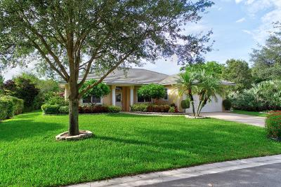 Stuart Single Family Home For Sale: 5462 SE Running Oak Circle