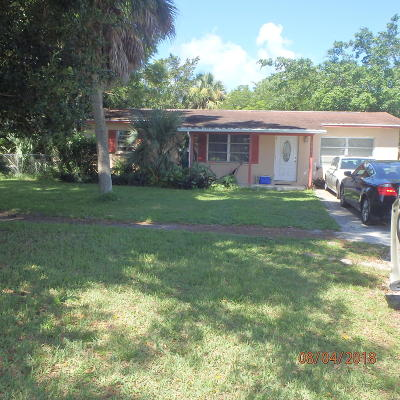 Stuart Rental For Rent: 526 SE Dolphin Drive
