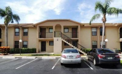 Boca Raton Condo For Auction: 9431 Boca Cove Circle #1015