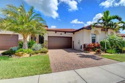 Delray Beach Single Family Home For Sale: 7815 Butera Place