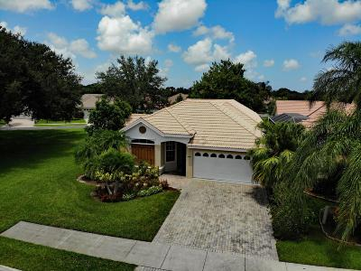 Port Saint Lucie Single Family Home For Sale: 448 SW Horseshoe Bay
