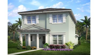Palm Beach Gardens Single Family Home For Sale: 8059 Hobbes Way