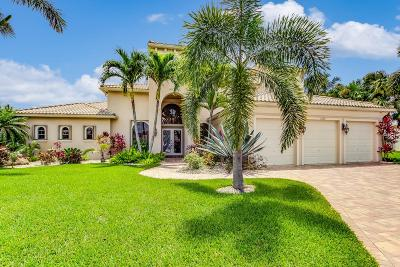 Wellington Single Family Home For Sale: 11560 S Sea Court