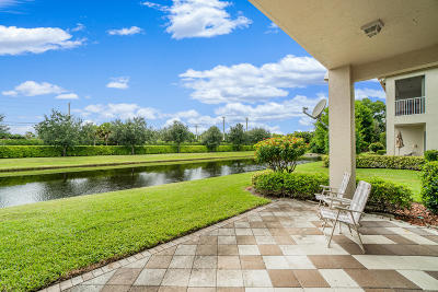 Boca Raton Condo For Sale: 6309 Graycliff Drive #B
