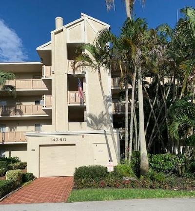 Delray Beach Rental For Rent: 14360 Strathmore Lane #303