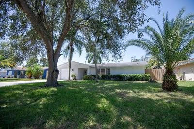 Palm Beach Gardens Single Family Home For Sale: 4207 Hyacinth Circle