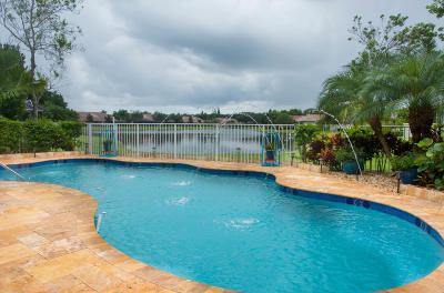 West Palm Beach Single Family Home For Sale: 9650 Great Egret Court
