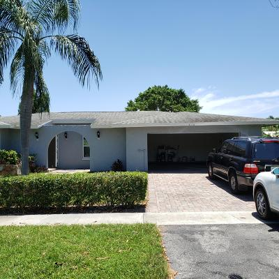 Royal Palm Beach Single Family Home For Sale: 876 Croton Drive