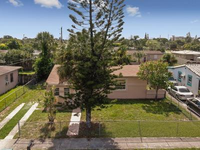 Fort Lauderdale FL Single Family Home For Sale: $203,000