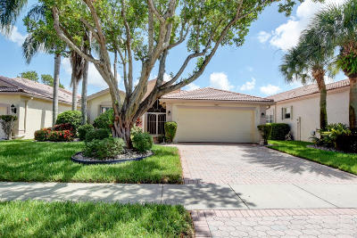 Boynton Beach Single Family Home Contingent: 6577 Hawaiian Avenue