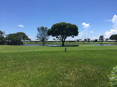 Boynton Beach Single Family Home For Sale: 400 SW Golfview Terrace #107