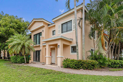 Palm Beach Gardens Rental For Rent: 2917 Tuscany Court #116