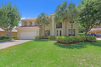 Jupiter Single Family Home Contingent: 563 Rookery Place