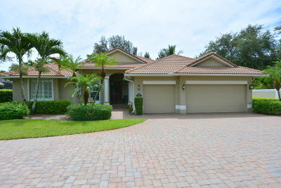 Vero Beach Single Family Home For Sale: 4805 Forsyth Street
